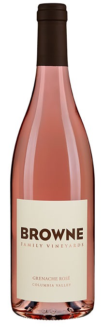 Browne Family Grenache Rose Columbia Valley 2017