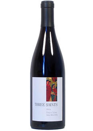 2013 Three Saints Pinot Noir Santa Maria Valley