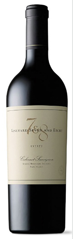 2014 Vineyard 7 & 8 Estate Cabernet Sauvignon