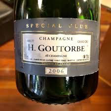 Henri Goutorbe Special Club Champagne 2006