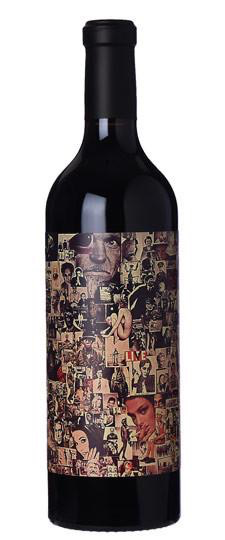 Orin Swift Abstract Red Blend 2016