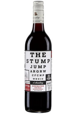 d'Arenberg The Stump Jump Shiraz Blend McLaren Vale 2015