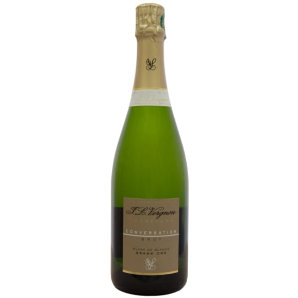 JL Vergnon Champagne Grand Cru Brut Conversation NV
