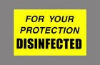 1951 : Disinfected Labels