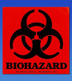 1960 : Biohazard Warning Labels