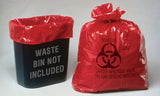 1961A : Dis-Pose 10 Gallon Infectious Waste Bags