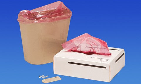 2106A : Dis-Card Mini Waste Liners