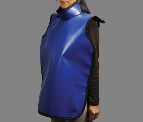 24 : Adult Protectall Apron, with Neck Collar