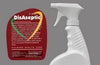 3508 : Empty quart bottle and sprayer with DisAseptic XRQ label