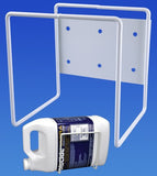 3518 : Hold-It  Square Gallon Bottle Holder
