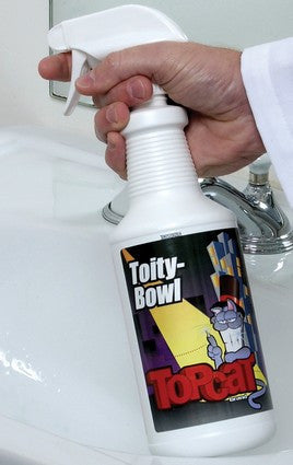 3524 : TopCat Toity-Bowl & Tile Cleaner