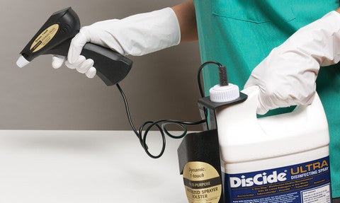 4230 : Dynamic 1-Touch Gallon Sprayer and Holster