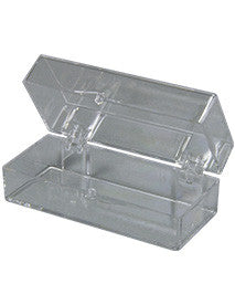76 : Clear Hinged Box