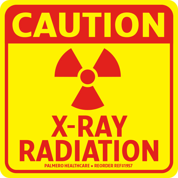 1957 : Caution Radiation Labels