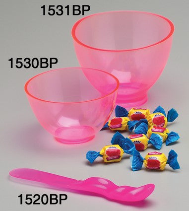 1532BPS : Candeez Scented Flexible Mixing Sets: Bubblegum/Pink