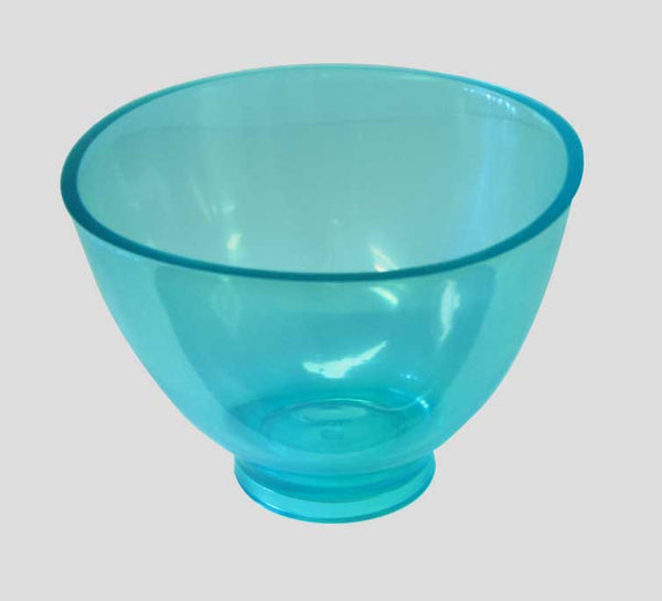 1531MA : Candeez Mint/Aquamarine Scented Flexible Mixing Bowls Large