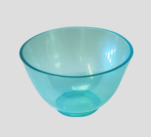 1530MA : Candeez Mint/Aquamarine Scented Flexible Mixing Bowls Medium