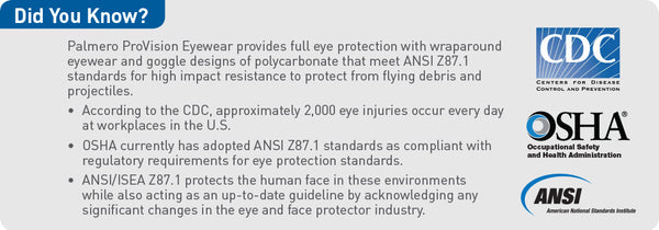 3710C : ProVision® Tech Specs™ Safety