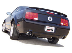 Borla Mustang GT 2005-2009 Axle-Back Exhaust Touring 11752