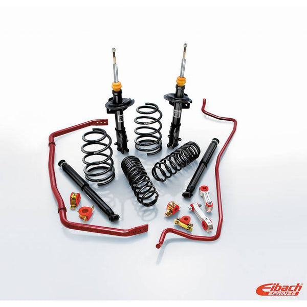 Eibach Pro-System-Plus (Pro-Kit Springs, Shocks & Sway Bars) 35132.680