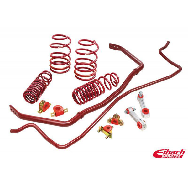 Eibach Sport-Plus Kit (Sportline Springs & Sway Bars) 4.11535.880
