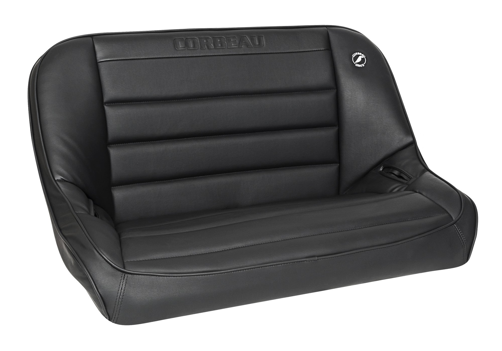 "Corbeau 40"" Baja Bench Suspension Seat Saver - Bench (This Seat is Priced Per Seat)"