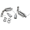 Roush Performance V6 Mustang Exhaust Kit with Round Tips (2011-2014) 421145
