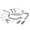 Roush Performance 2012-2017 Ford Focus ROUSH High-Flow Exhaust Kit 421610