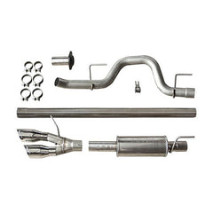 Roush Performance F-150 Cat-Back Exhaust for 6.2L/5.0L/3.5L (2011-2014) Side Exit 421711