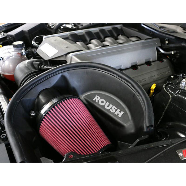 Roush Performance 2015-2017 Mustang 5.0l Roush V8 Cold Air Kit 421826