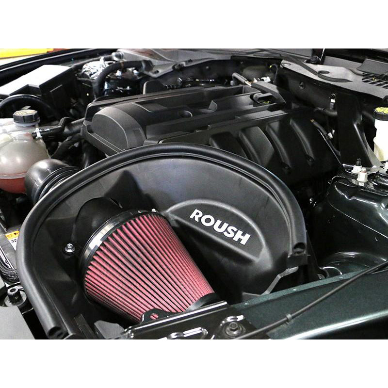 Roush Performance 2015-2017 Mustang 2.3l Roush Ecoboost Cold Air Kit 421827