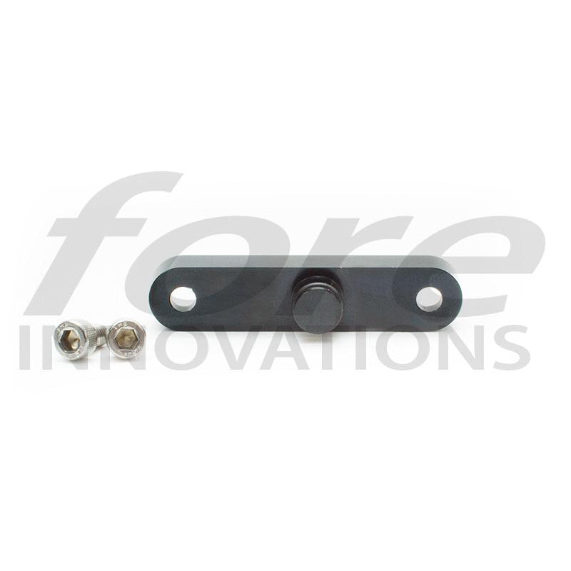 Fore Innovations FRPS Block Off Plate - SN95 Fuel Rails 5-904