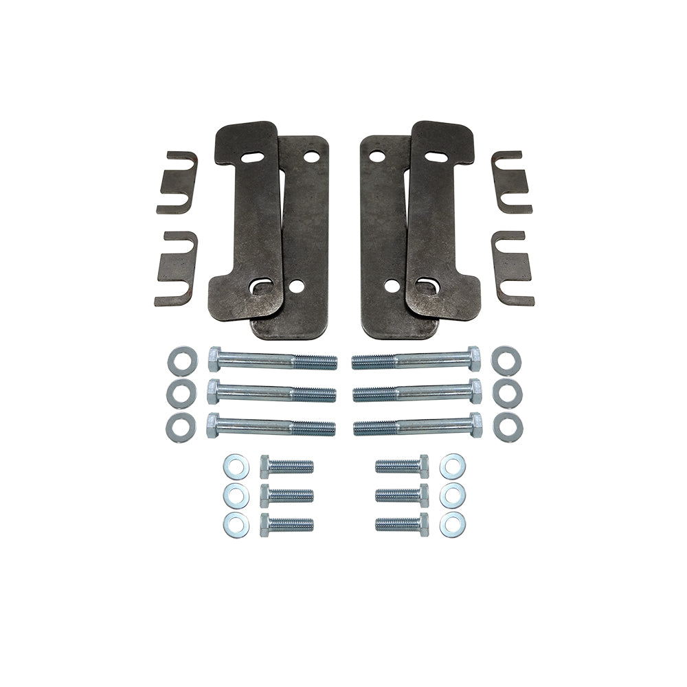 "UPR 79-04 Ford Mustang 3/8"" K-Member Spacer Kit 2025-10"