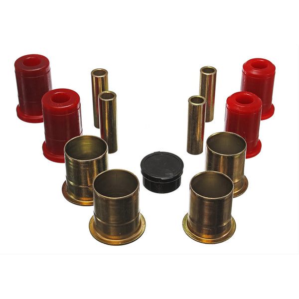 UPR 83-93 Mustang Urethane A Arm Bushings Energy Suspension ENERGY-43132R