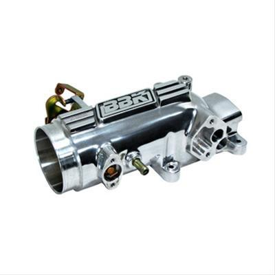 BBK 96-04 Mustang 78mm Throttle Intake - 4.6L GT (Polished Finish) 17800