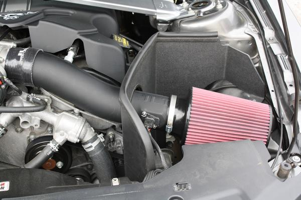 JLT Performance Plastic Cold Air Intake (2011-14 Mustang V6) CAI-FMV6-11
