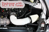 JLT Performance Pkg: Jlt Painted Cold Air Intake / SCT X4 (2015-17 Mustang GT350, White Dry, 93 Octane and 91 Octane