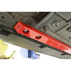 BMR Suspension Chassis Jacking Rail, Super Low Profile