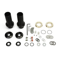 Maximum Motorsports Coil-Over Package, MM Dampers, 1979-1989 Mustang, Race-RA3, Chrome COP-60-RA3-CH