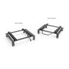 Corbeau Chevrolet Blazer 87-94 (Floor up) Seat Brackets