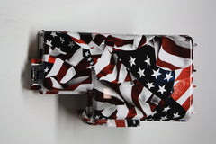 JLT Performance Oem Fuse Box Cover With Hydrographics Finish (2015-2017 Mustang), American Flag - MUST BE OVER WHITE