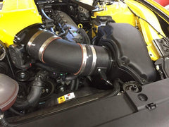 Whipple 2015 Mustang GT SC System Stage 1, Gloss Yellow (SC, Inlet) Discharge Ano Black PCM Flash Device