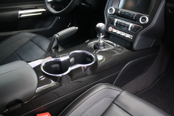 JLT Performance Hydrocarbon Center Console (2015-2017 Mustang All)