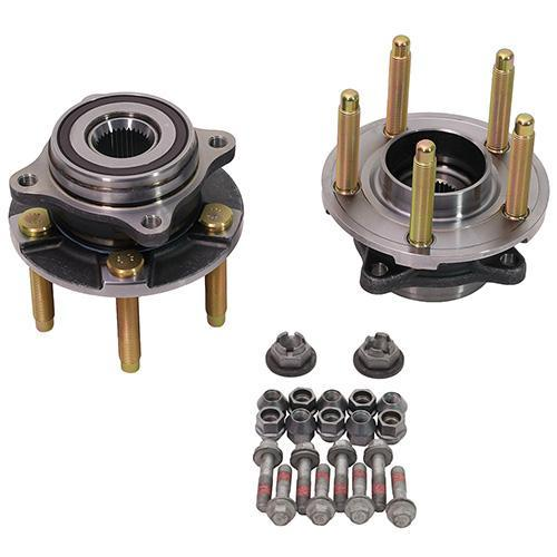Ford Performance 2015-2017 Mustang Rear Wheel Hub Kit with Arp Studs