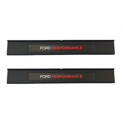 Ford Performance 2015-2018 Mustang Ford Performance Sill Plate Set M-1613208-A
