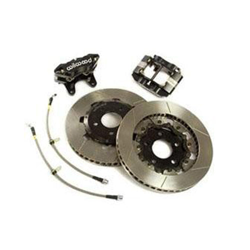 Maximum Motorsports MM IRS Racing Brake Kit, 1999-2004 Cobra IRS, Full-floating rotor hat MMBAK-16