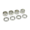 Maximum Motorsports Strut Shaft Spacer Kit, Caster Camber Plates, 1979-2004 MMCCSpacer