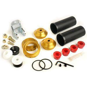 Maximum Motorsports Coil-Over Kit, Bilstein and 1st-Gen Yellow MM Shocks, rear, 1979-2004 Mustang non IRS MMCO-3