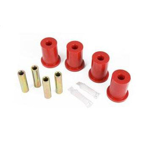 Maximum Motorsports Urethane IRS Subframe Bushing Kit, 1979-98 MMIRSU-2