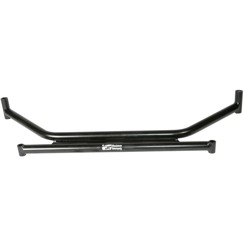 Maximum Motorsports 4-Point K-Member Brace, 1996-04 Mustang Hardtop MMKB4-4